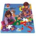 Mapa Evropy puzzle podložka