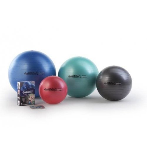 Gymnastikball MAXAFE 42 cm - LEDRAGOMMA