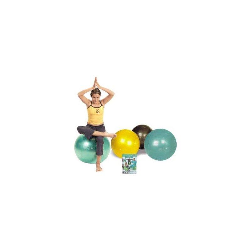 Gymnic Plus 75 cm - cvičební míč z odolného materiálu