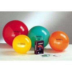 Gymnastikball PEZZI 42 cm - LEDRAGOMMA