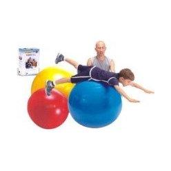 Gymnic Classic Plus 65 cm BRQ - cvičební míč pro všechny věkové skupiny