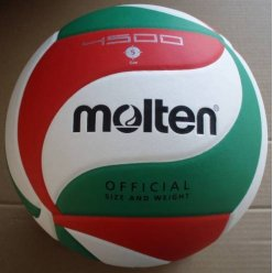 Volejbalový míč V5M 4500 Molten