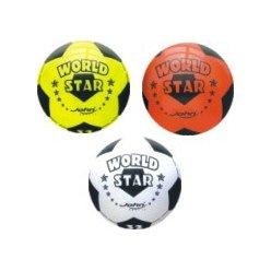 Fotbalový míč World Star fotball 22cm nafukovací