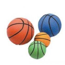 Míč gumový 6cm basket, 70g