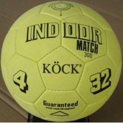 Míč fotbalový indoor MATCH vel. 4