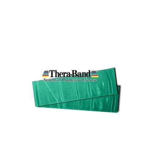 Thera-band guma pás metráž ZELENÝ