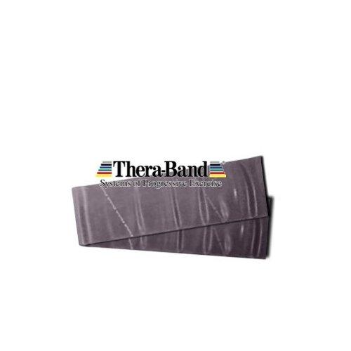 Thera-band guma pás metráž ČERNÝ