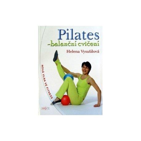 Pilates - balanční cvičení - publikace