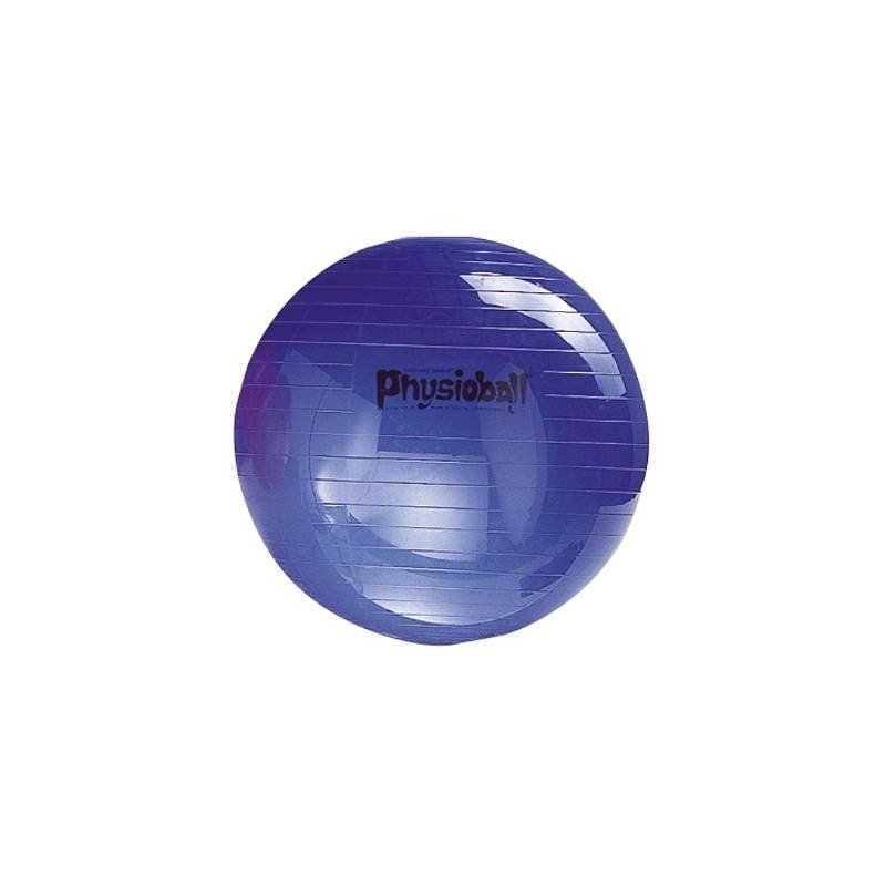 Physioball standard 85cm - odolný míč na cvičení po úrazech