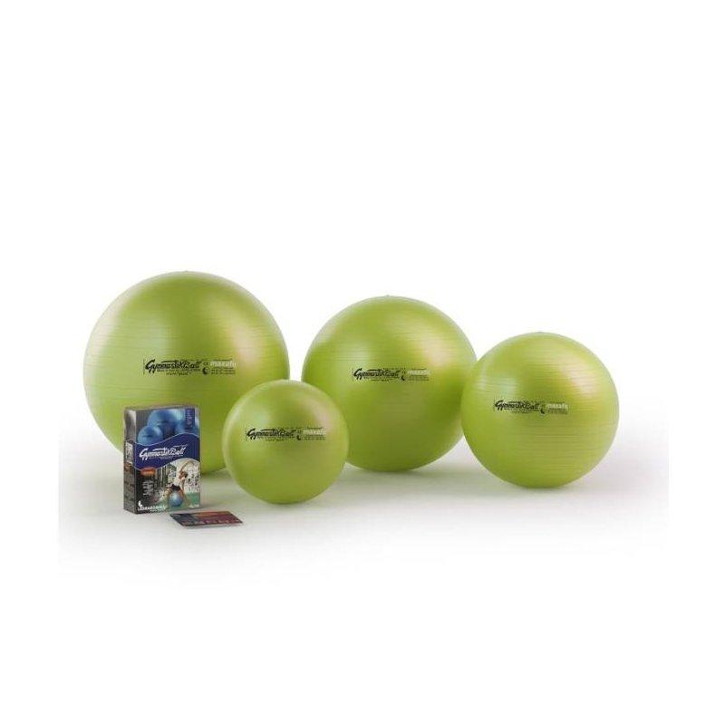 Cvičební míč 75 cm na posilování hluboko uložených svalů