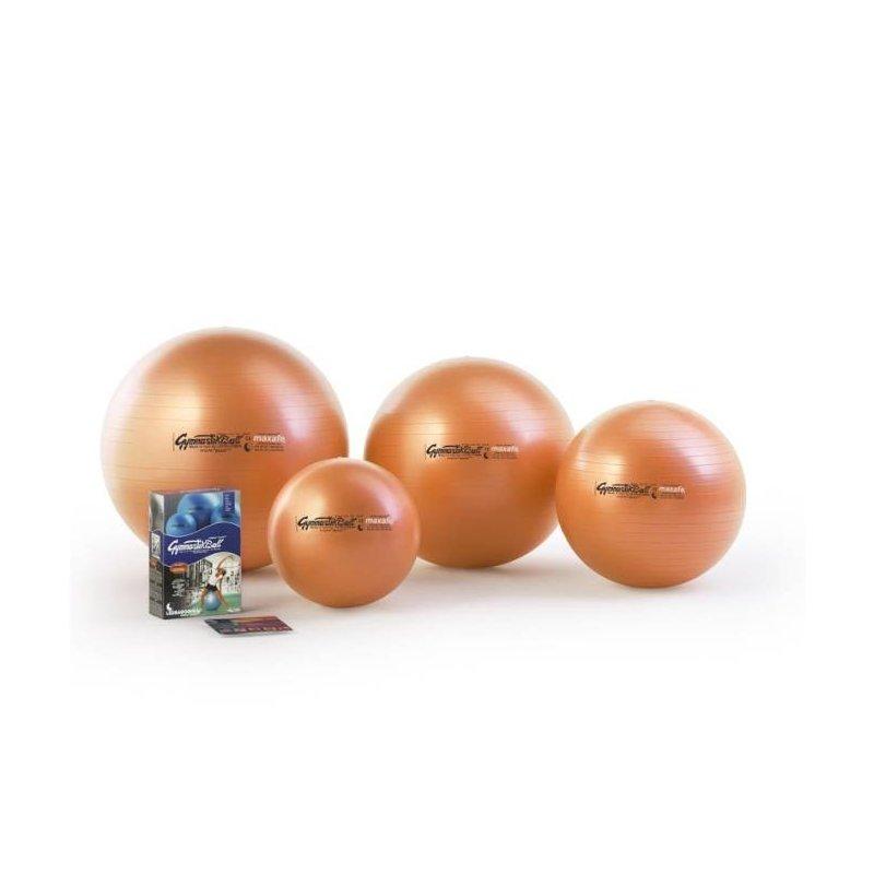 Gymnastický míč na posilování a protažení celého těla