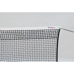 Tenisová síť 3mm, zdvojené horní řady