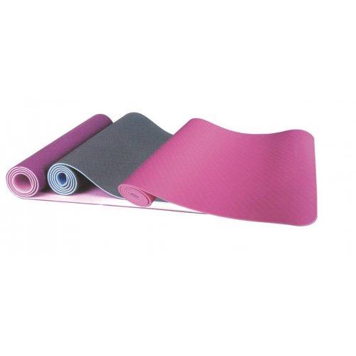 Yoga mat podložka TPE PROFI - různé barvy