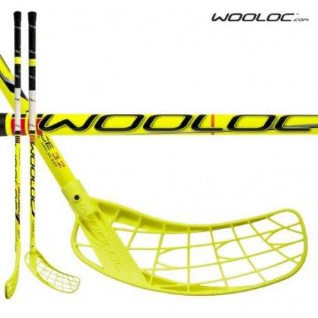 7b286dd66e9 Florbal - Hokejky s certifikací - Florbalová hokejka Wooloc Force ...