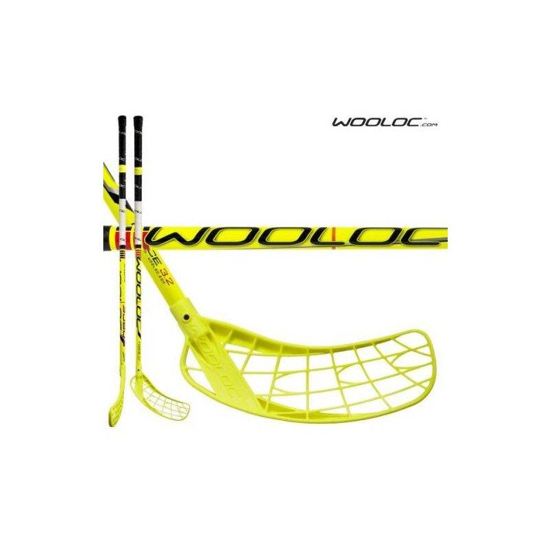 Florbalová hokejka Wooloc Force 3.2 96cm