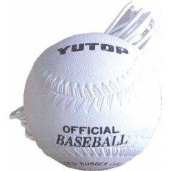 Baseball míček s gumou