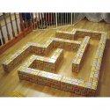 Cihličky - velká dětská stavebnice - 24 ks