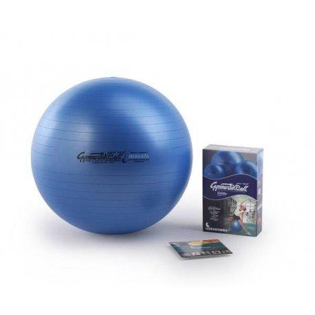 Velký míč na sezení a cvičení doma