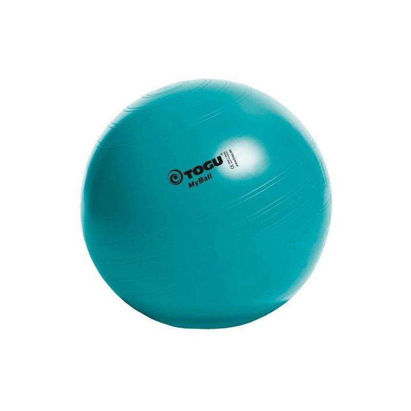 Klasický velký míč na sezení a na posilování celého těla