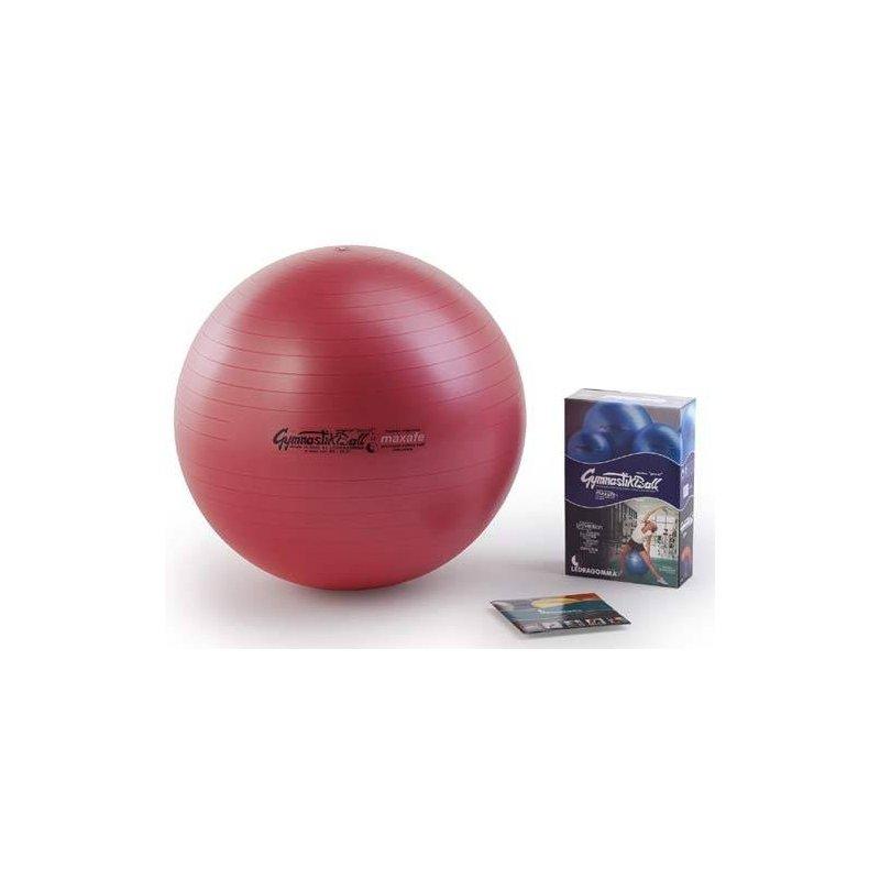 Gymnastikball MAXAFE - velký míč na posilování hluboko uložených svalů