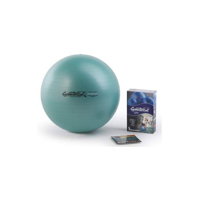 Gymnastický míč 53 cm k posilování a na sezení místo židle