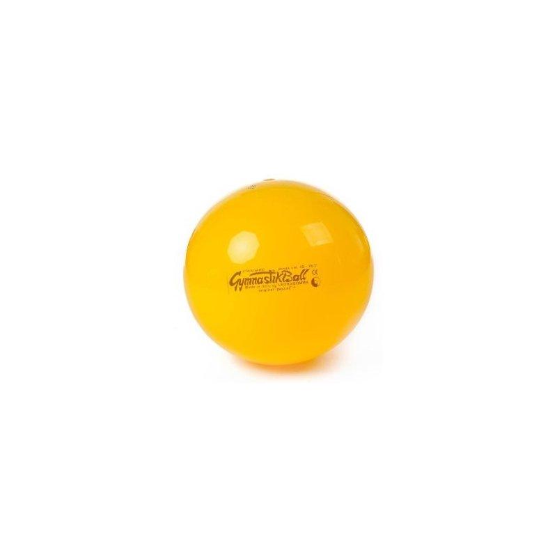 Balanční míč je ideální pomůckou k posilování zádových svalů
