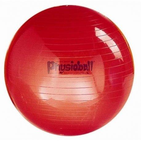Velký gymnastický míč na rehabilitační cvičení