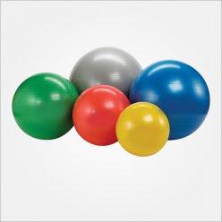 GYM Ball - odolný cvičební míč k sezení a domácímu posilování