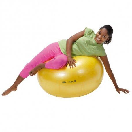 Velký gymnastický míč pro domácí cvičení, tak i pro skupinové cvičení ve fitness centrech