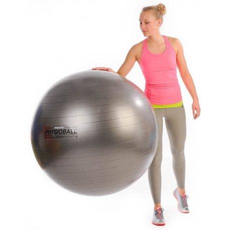 Physioball Ledragomma - velký míč k relaxačnímu cvičení a posilování