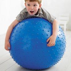 Massage Ball 75 cm - s výstupky