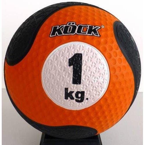 Medicinální míč DELUXE 1kg