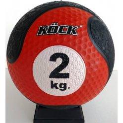 Medicinální míč DELUXE 2kg