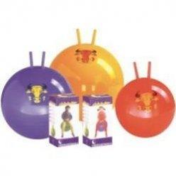 Skákací míč Globetrotter Big 53 cm - LEDRAGOMMA
