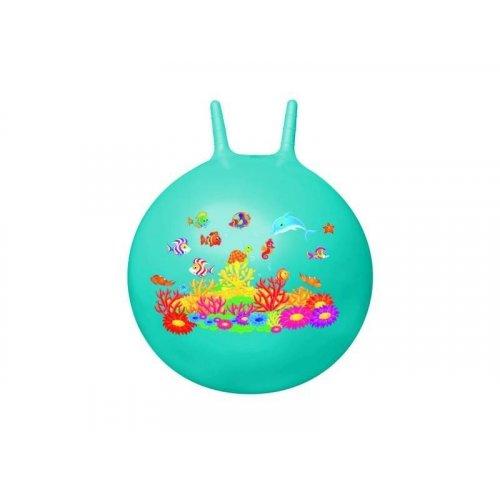Skákací míč - Hop MOŘSKÝ SVĚT 45 - 50 cm