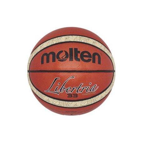 Míč basket Molten B6T5000 Libertria vel.6