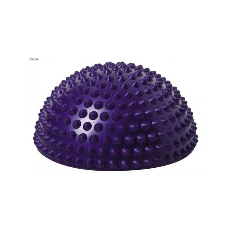 Polokoule ke sportovnímu tréninku - fialová