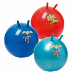 Sprungball Junior 45 cm - TOGU - různé barvy