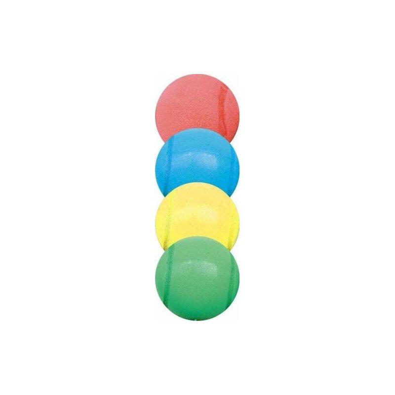 Molitanový míček s prolisem