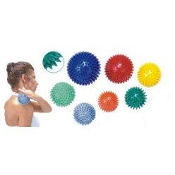 Masážní ježek 5 cm - Extra tvrdý - různé barvy