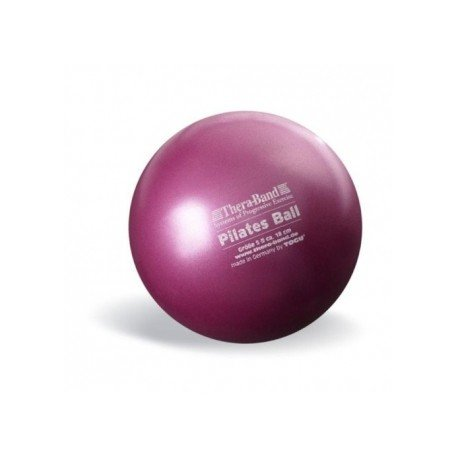 THERA-BAND Pilates Ball 18 cm, červená