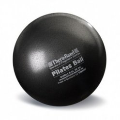 THERA-BAND Pilates Ball 26 cm, stříbrná