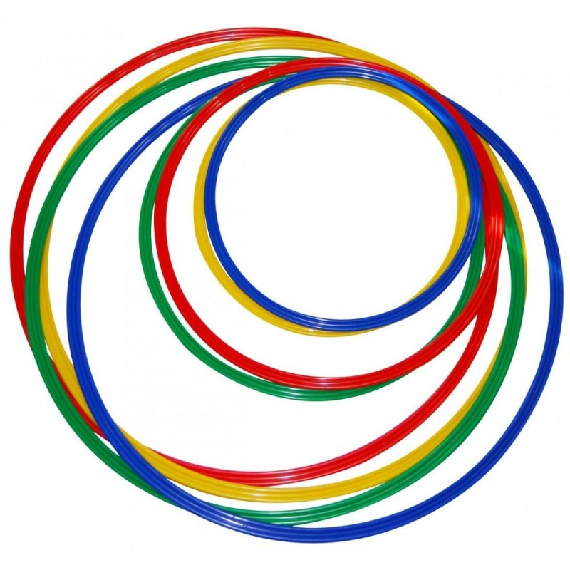 Kruh plochý - různé průměry