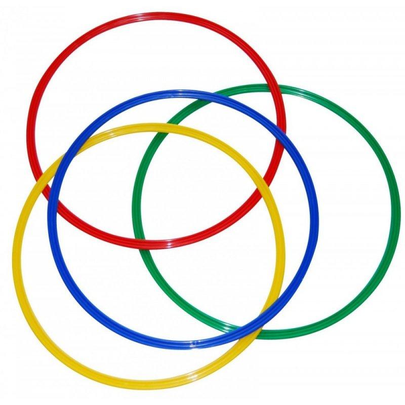 Kruh na cvičení - plochý