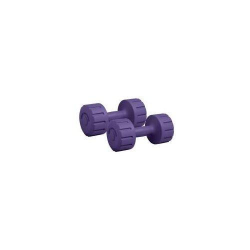 Činka HM 102 2 x 2,0 kg - fialová