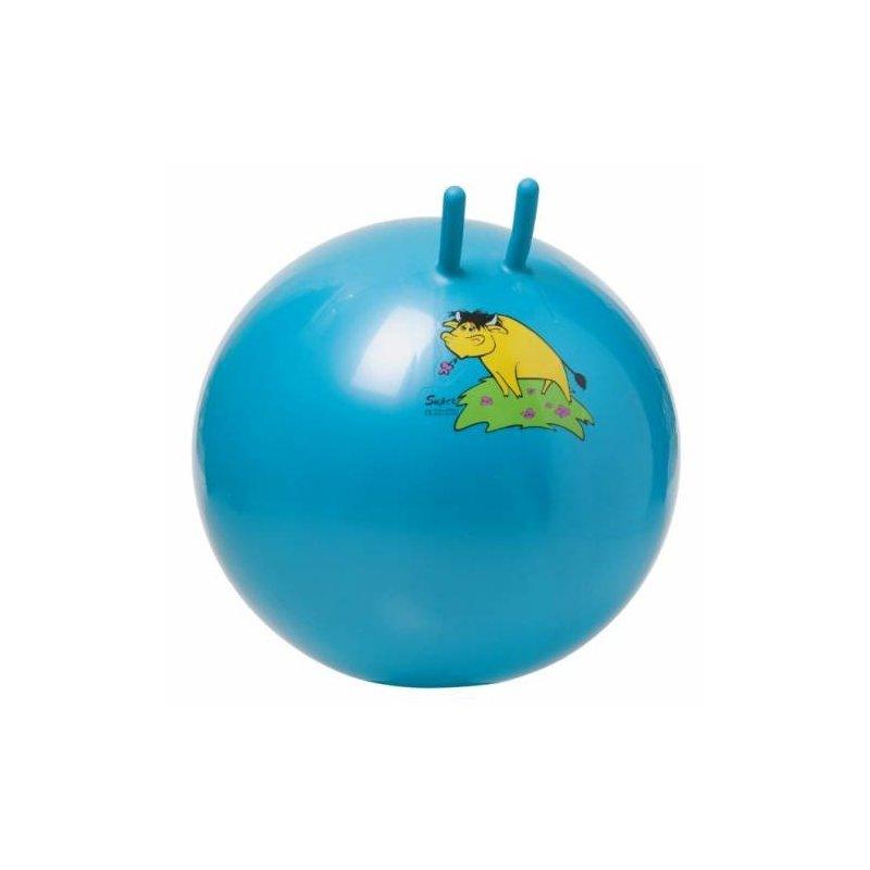 Německý skákací míč s držadly - Sprungball