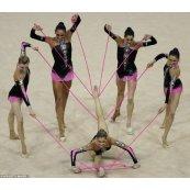 Švihadlo MG moderní gymnastika - různé délky