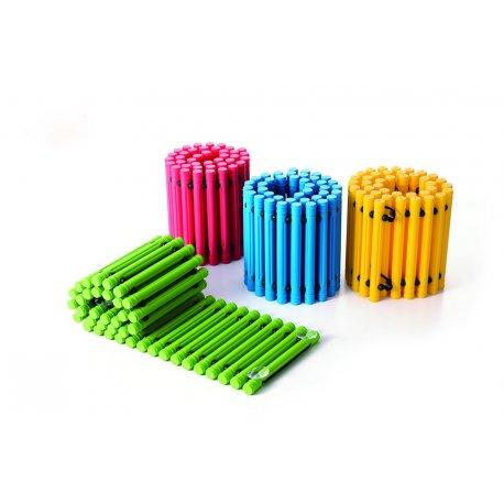 Barevný plastový žebřík We Play
