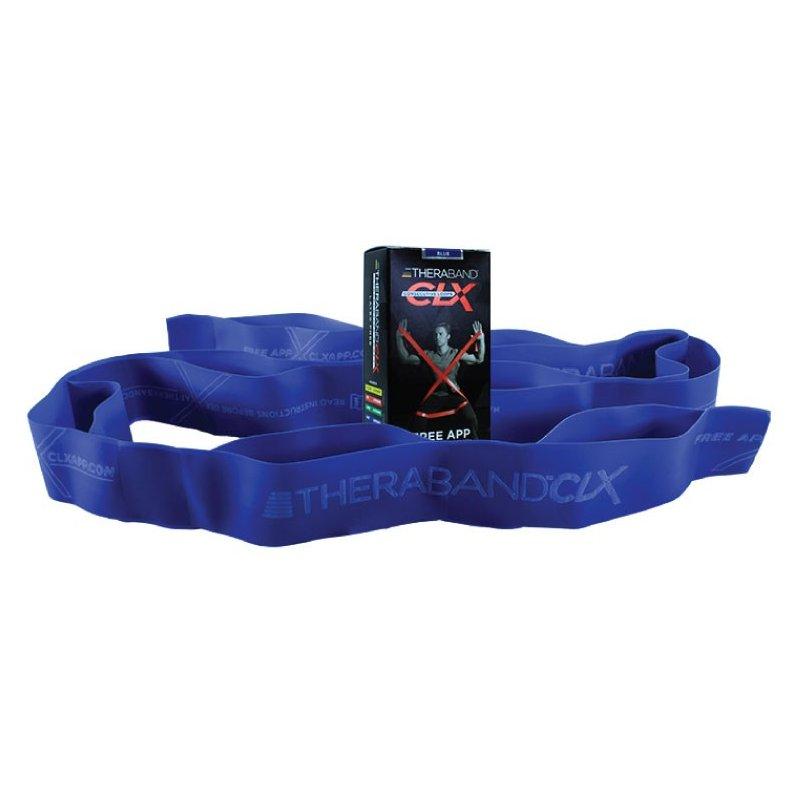 Speciálně propojená cvičební guma CLX
