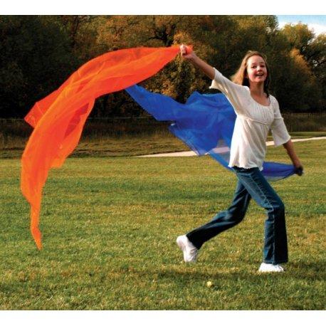 Šátek velký 140 x 140 cm - různé barvy